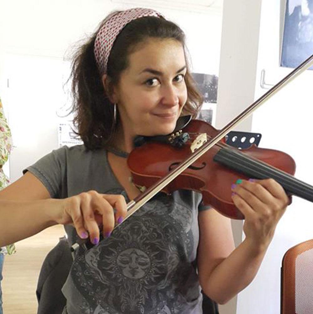 Pani Olga Burova-Rychlik