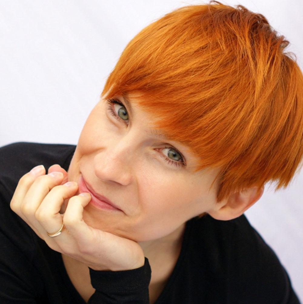 Pani Weronika Rydz-Kwaczyńska